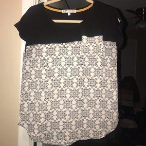 Jolt shirt